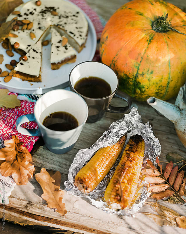 Autumn Still Life by Milles Studio for Stocksy United