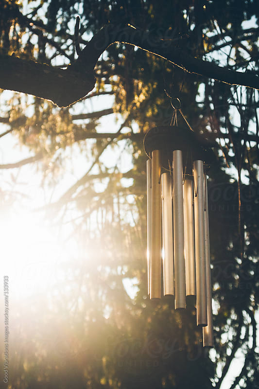 Wind Chimes by Good Vibrations Images for Stocksy United