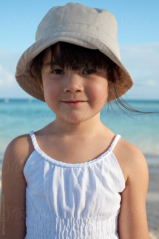 Beach Girl by Jill Chen for Stocksy United