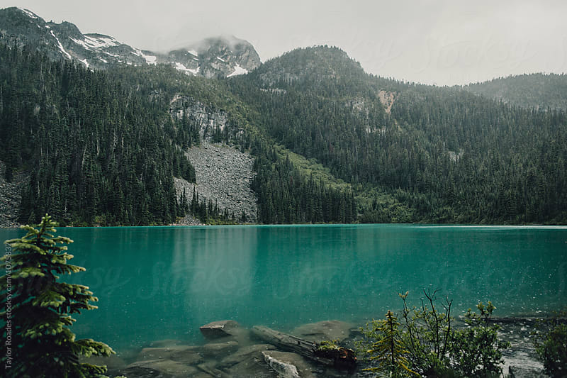 Canada's Joffre Lakes and Beautiful Landscapes by Taylor Roades for Stocksy United