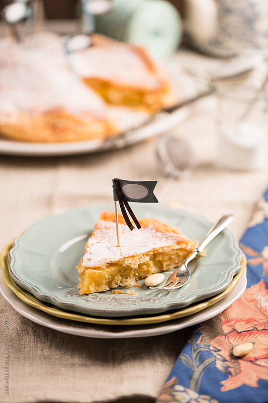 almond Pithivier by Laura Adani for Stocksy United