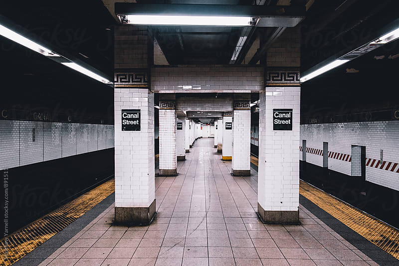 Canal Street Station by Matthew Yarnell for Stocksy United