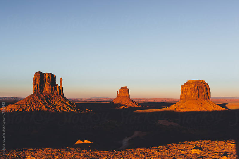 Monument Valley, Utah, Usa by michela ravasio for Stocksy United