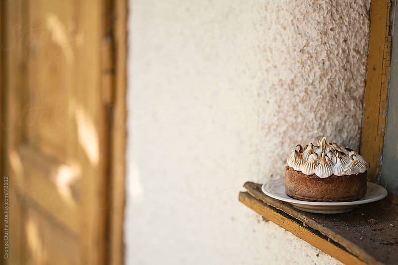 Door & wall - Lights and Happiness by Csenge Dusha for Stocksy United