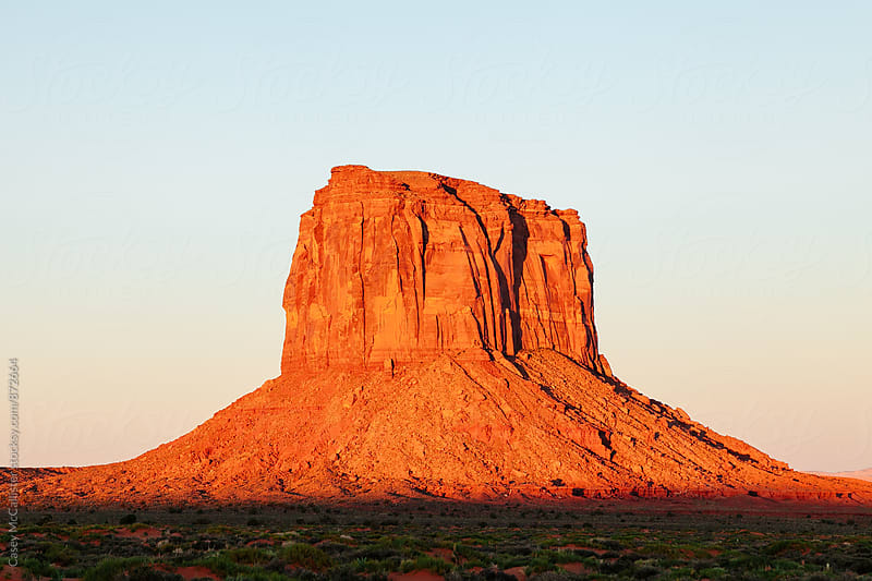 Monument Valley by Casey McCallister for Stocksy United