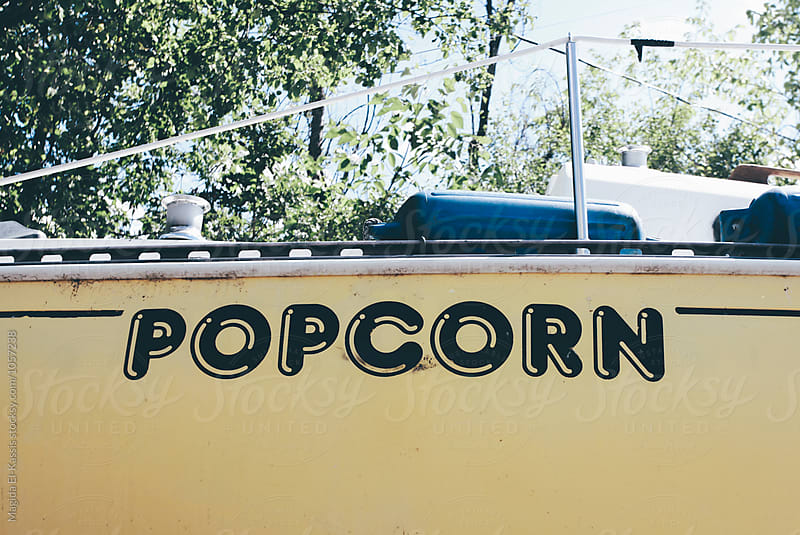 Popcorn by Magida El-Kassis for Stocksy United