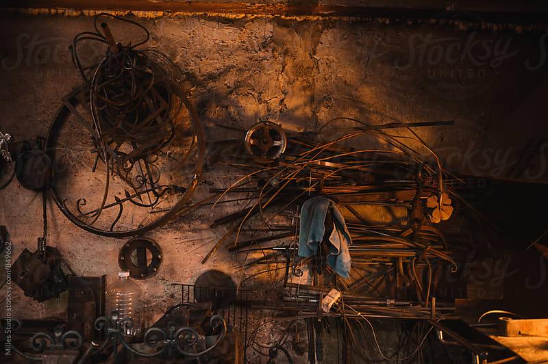 At Blacksmith by Milles Studio for Stocksy United
