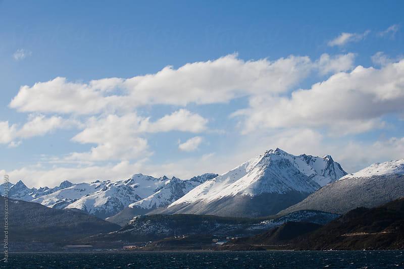 Argentina - Southern Patagonia, Beagle Channel, Tierra del Fuego Archipelago by Mark Pollard for Stocksy United