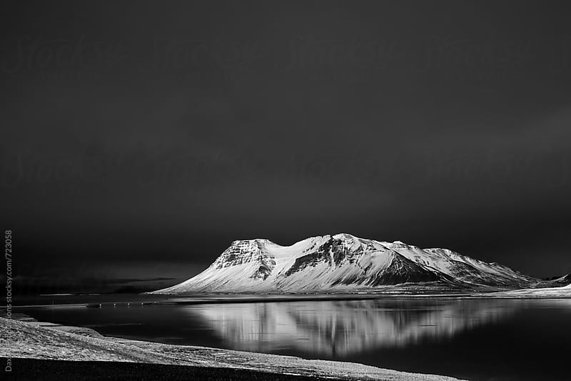 Iceland scenic landscape by Daxiao Productions for Stocksy United