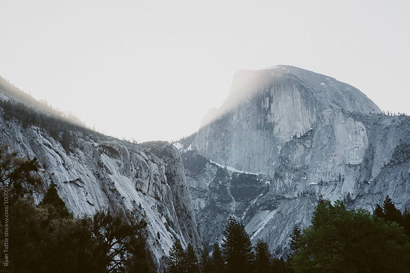 Half Dome by Ryan Tuttle for Stocksy United