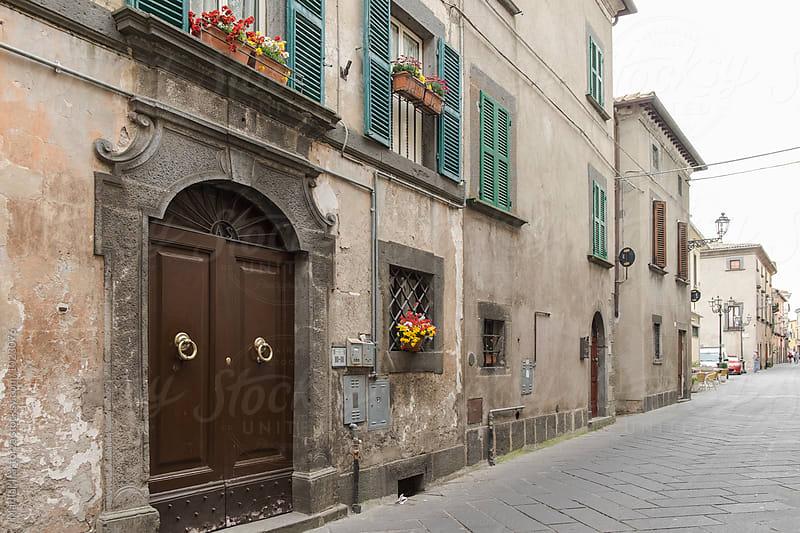 Tuscan street by Marilar Irastorza for Stocksy United