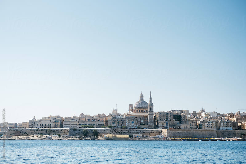 Valletta by Sam Burton for Stocksy United