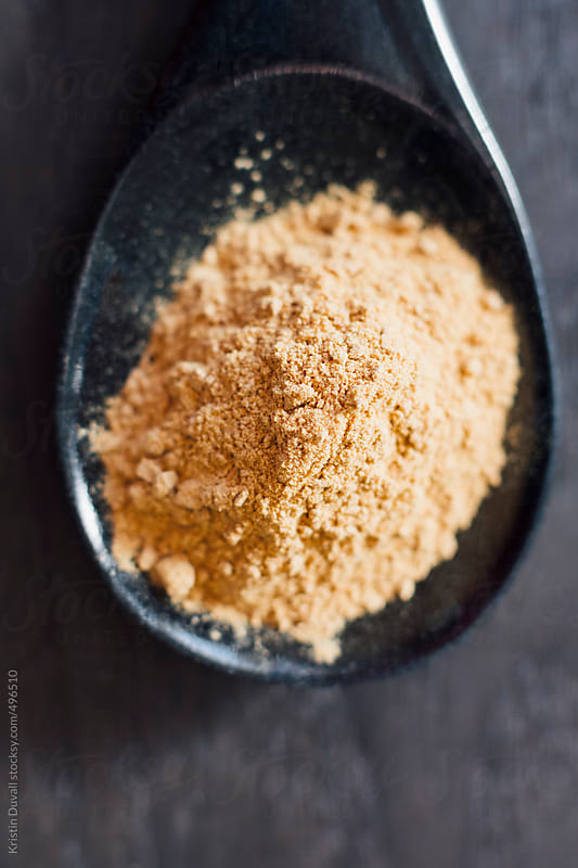 Powdered Maca root by Kristin Duvall for Stocksy United