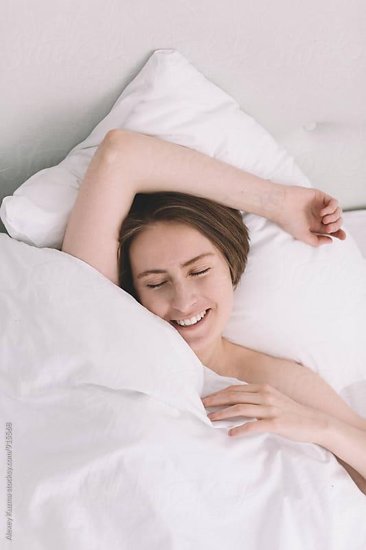 happy androgyne by Vesna for Stocksy United