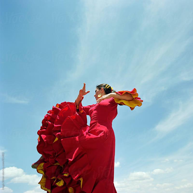 Flamenco dancer by Hugh Sitton for Stocksy United