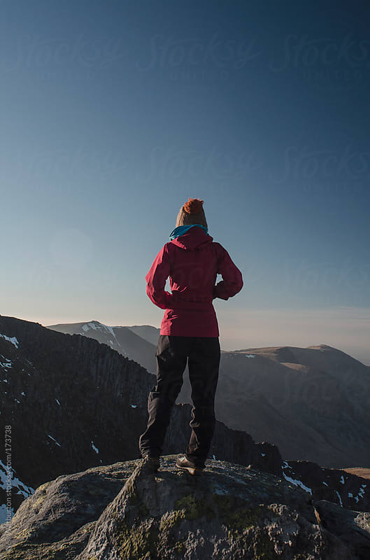 Taking in the View by Neil Warburton for Stocksy United