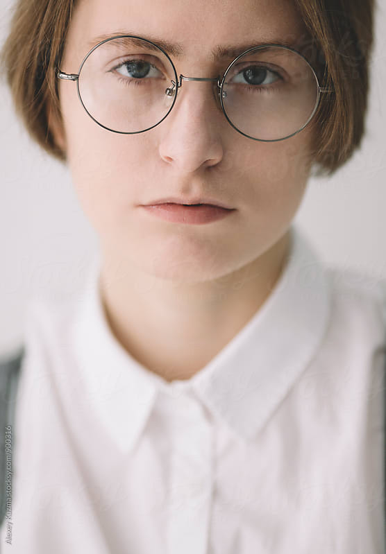 androgyne by Alexey Kuzma for Stocksy United