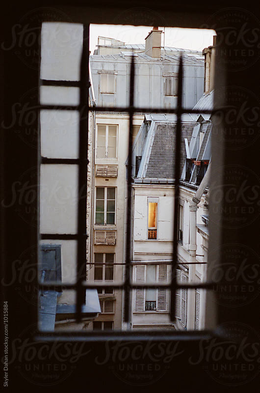 Parisian Window by Skyler Dahan for Stocksy United