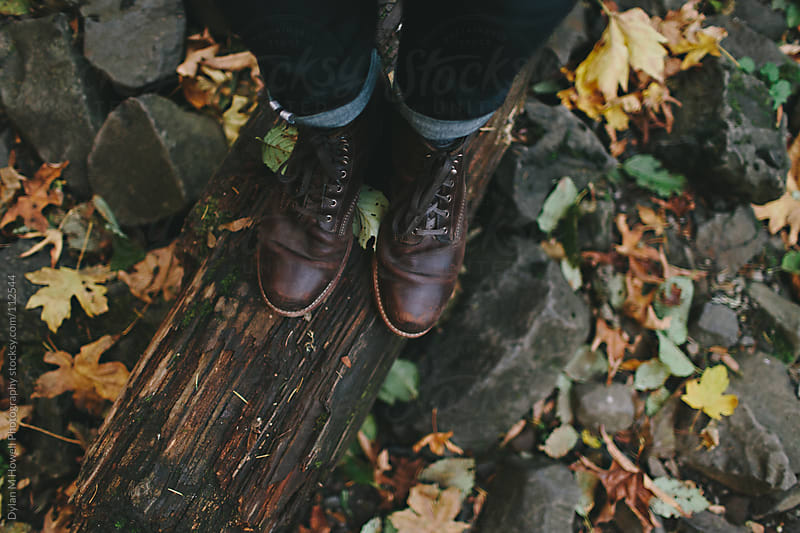 Fall Boots. by Dylan M Howell Photography for Stocksy United