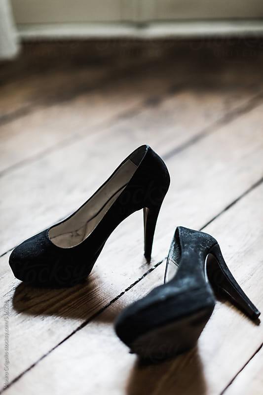 heels by Mauro Grigollo for Stocksy United