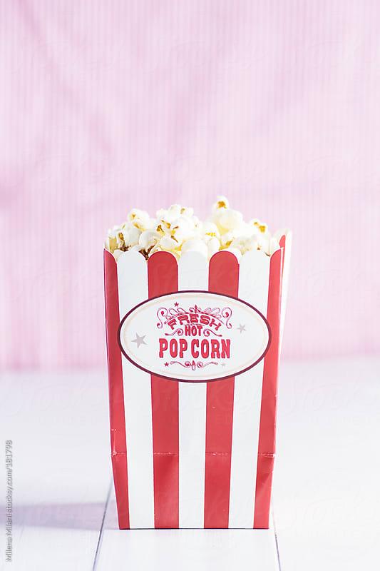 Popcorns by Milena Milani for Stocksy United
