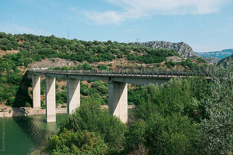 Bridge Road by German Parga for Stocksy United