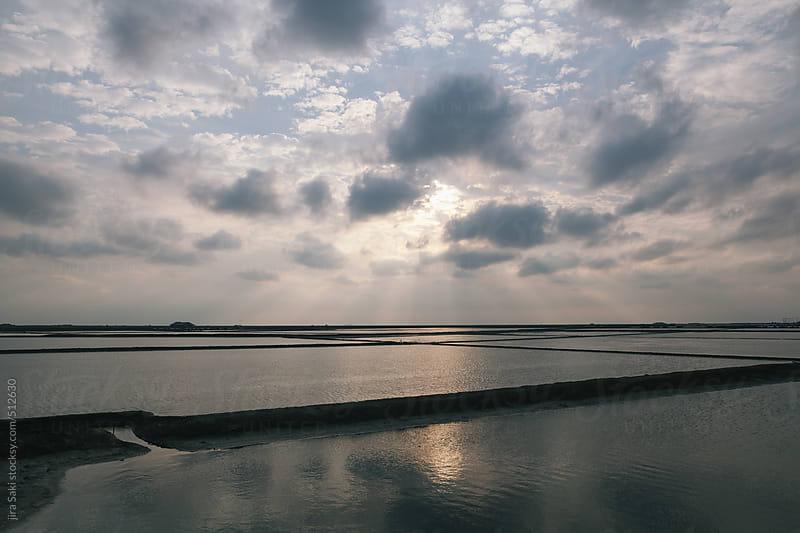 salt field by jira Saki for Stocksy United