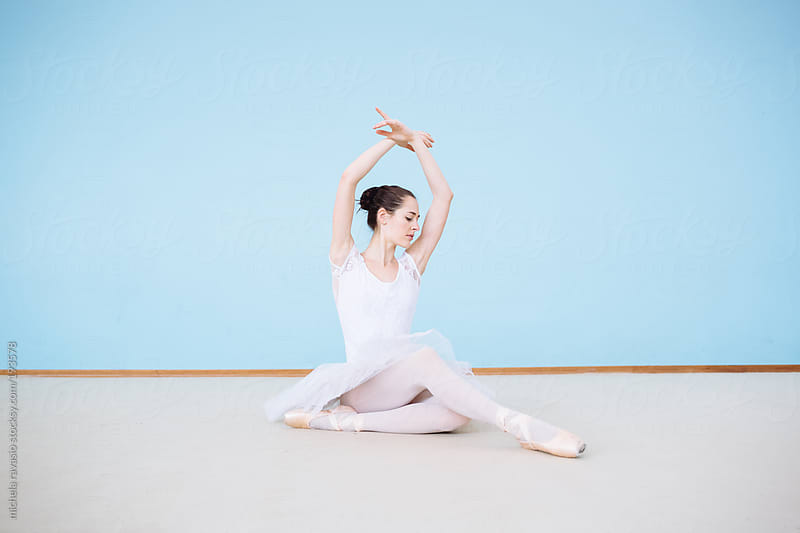 Ballet dancer  by michela ravasio for Stocksy United