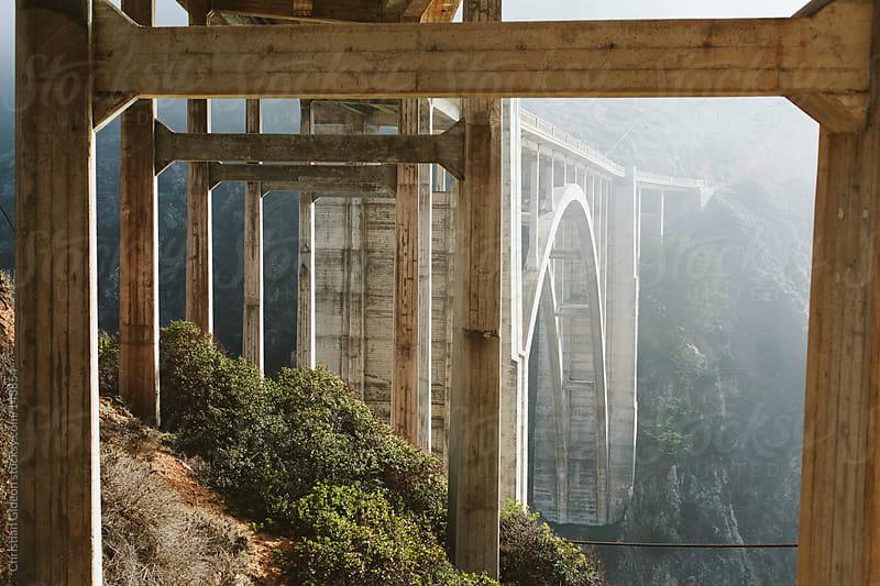 Bixby Canyon Bridge by Christian Gideon for Stocksy United