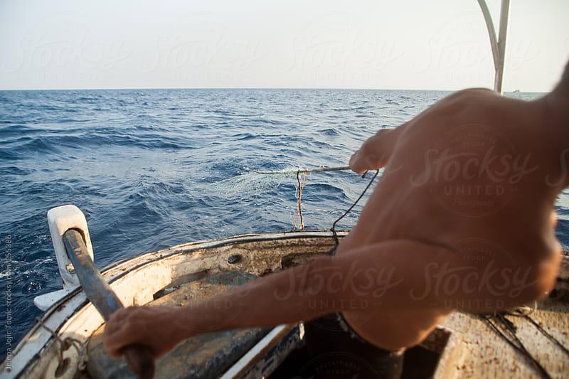 Fisherman by Jelena Jojic Tomic for Stocksy United