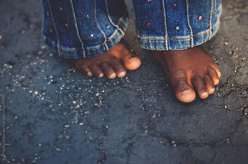 happy feet by Gabriel (Gabi) Bucataru for Stocksy United