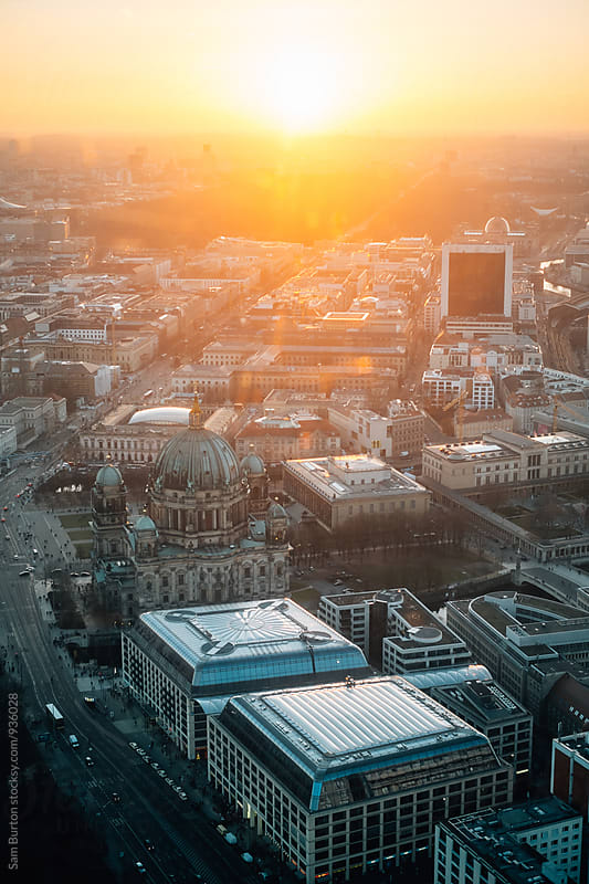 Berlin by Sam Burton for Stocksy United