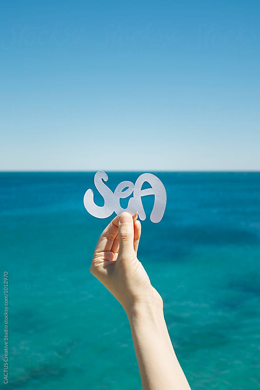 Sea view by Blai Baules for Stocksy United