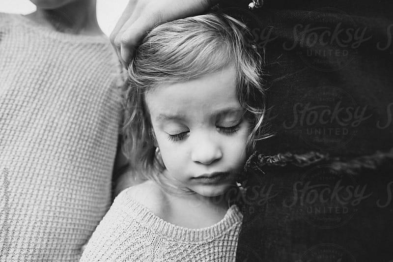 Mother comforting рук little boy by Evgenij Yulkin for Stocksy United
