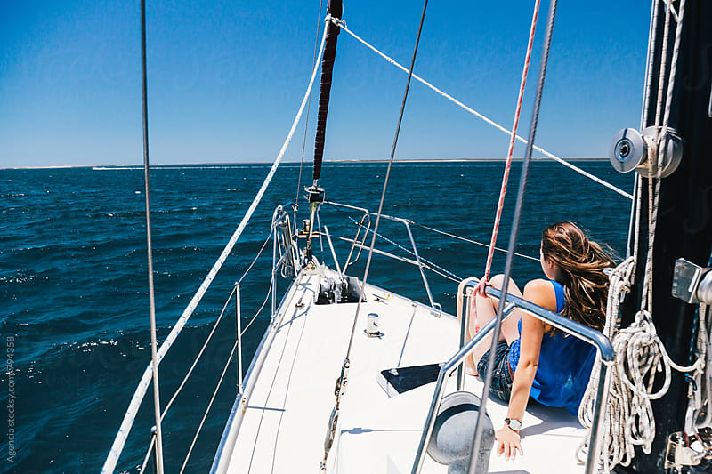 Sailing Lifestyle by Agencia for Stocksy United