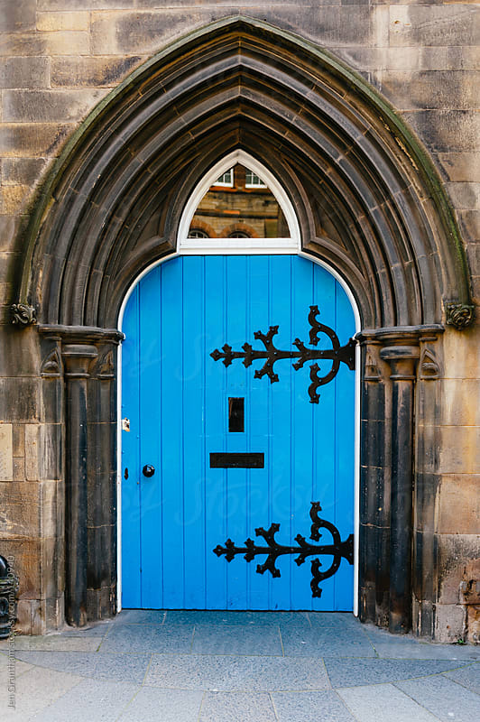 Church Door by Jen Grantham for Stocksy United