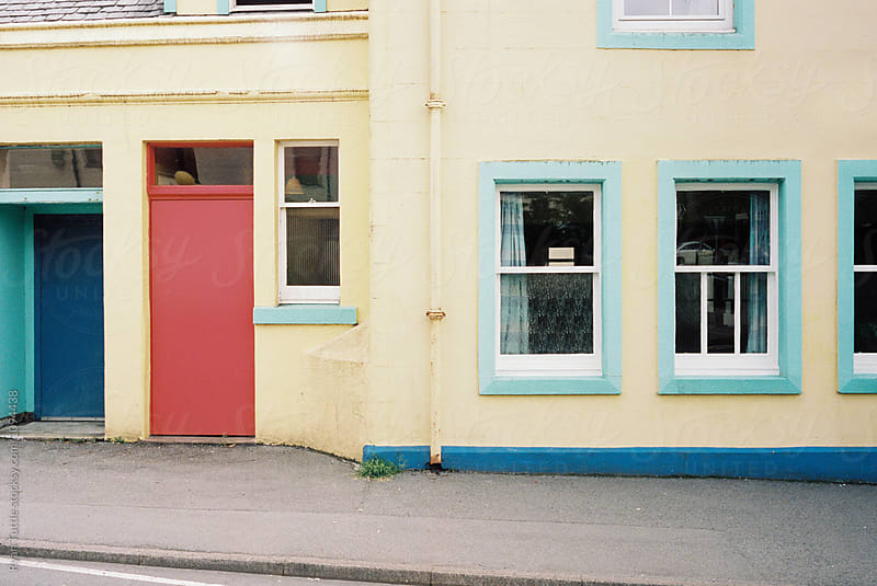 Portree, Scotland by Ryan Tuttle for Stocksy United