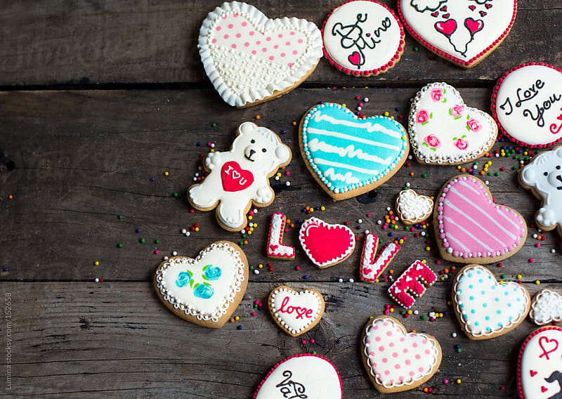 Love Cookies by Lumina for Stocksy United