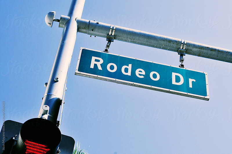 Rodeo Drive by Juan Moyano for Stocksy United