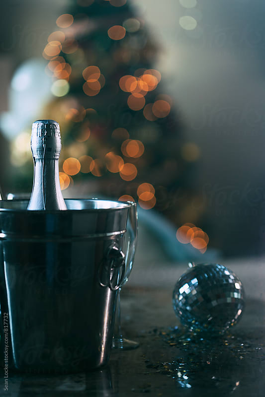 NYE: Start Of A Holiday Party by Sean Locke for Stocksy United