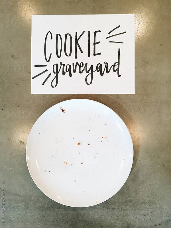 Cookie Graveyard by B. Harvey for Stocksy United