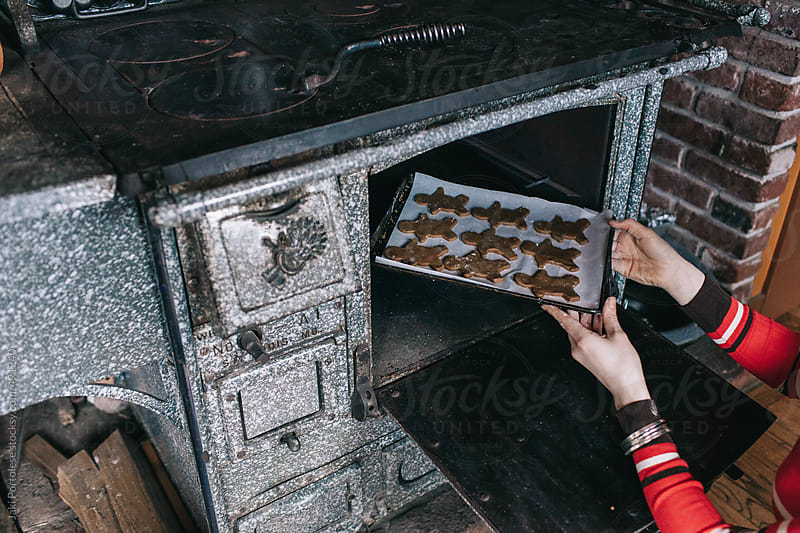 Gingerbread by Jaki Portolese for Stocksy United