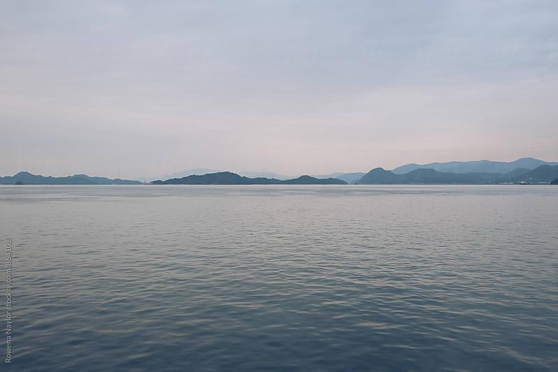 Ōkunoshima (Rabbit Island), Japan by Rowena Naylor for Stocksy United