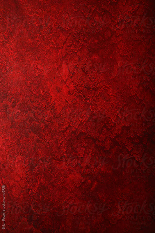 vintage red texture by Brian Powell for Stocksy United