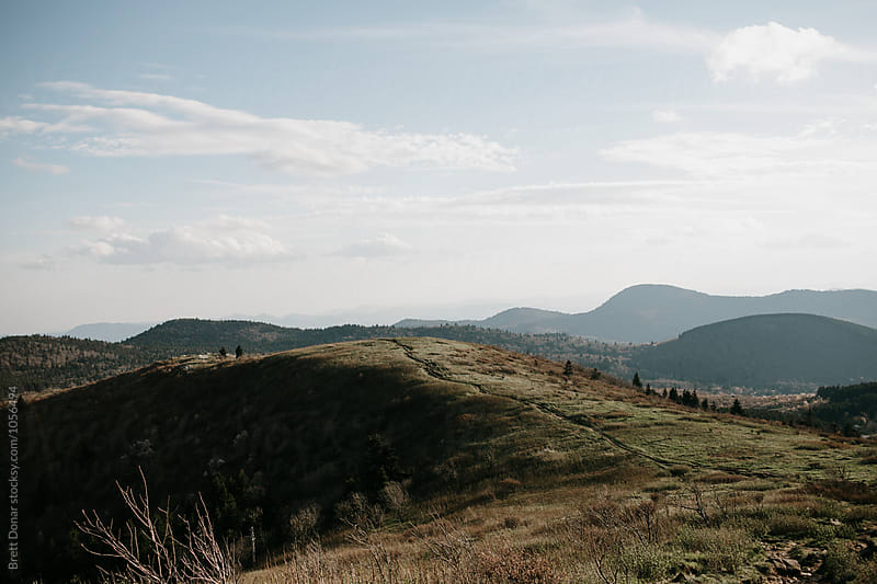 North Carolina Mountains by Brett Donar for Stocksy United