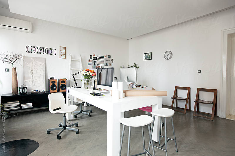 Empty Design Studio by Lumina for Stocksy United