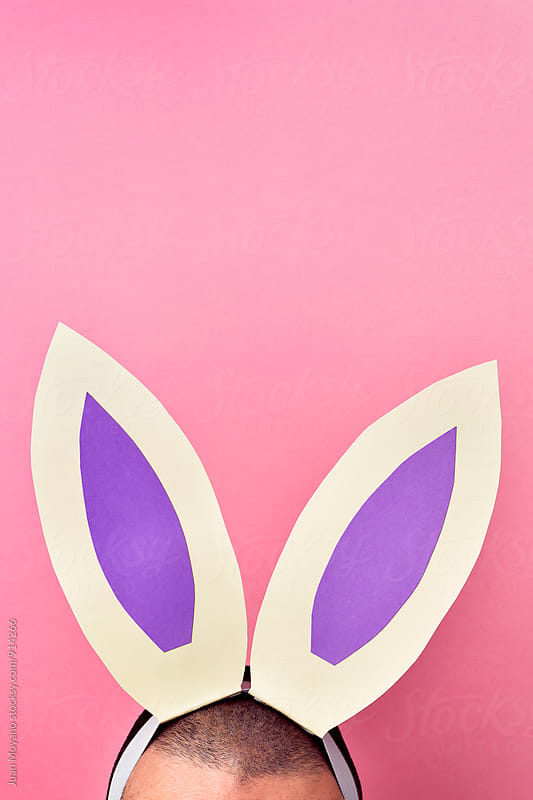 easter rabbit by juan moyano for Stocksy United