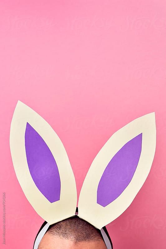 easter rabbit by Juan Moyano for Stocksy United