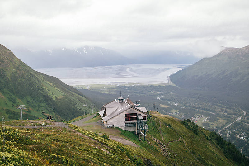 Ski resort  by Jake Elko for Stocksy United