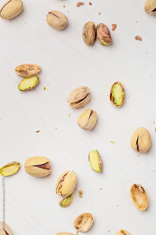 Pistachios by michela ravasio for Stocksy United